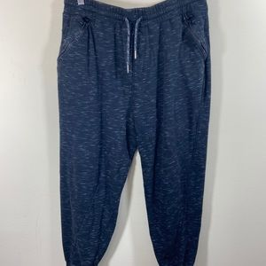 Sovereign Code Gray Space Dyed Drawstring Joggers